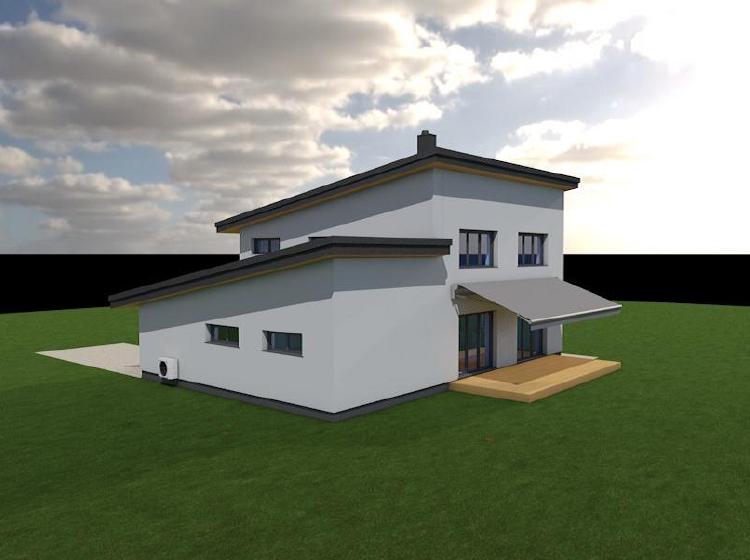 gyvenamojo namo projektas